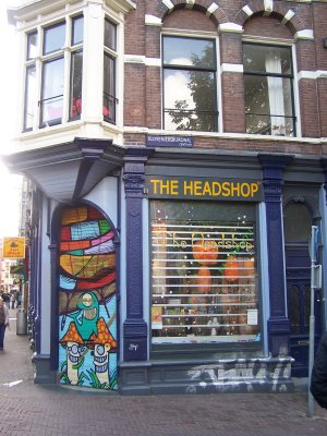 """Headshop"", Photo de Vicci"