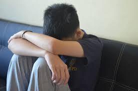 titre: adolescent isolé